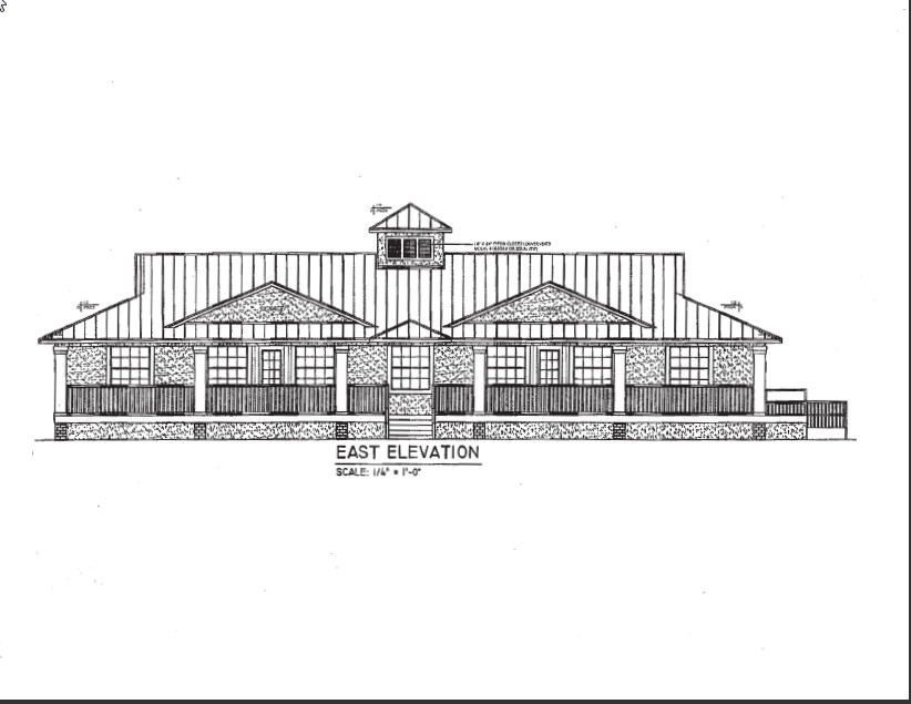 2035 S McCall Road Englewood FL 34224 Front Elevation